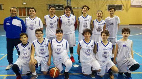 Under 15: Ciavorella – Azzurra Pozzallo
