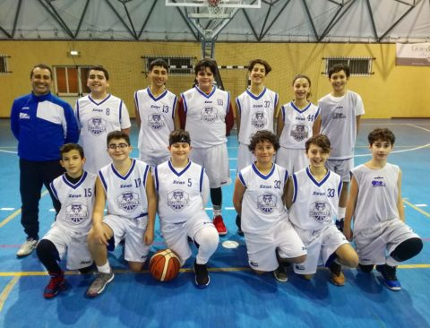 Under 15: Airam CL – Ciavorella