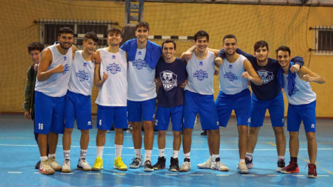 "Under 18: Basket Club ""B"" – Ciavorella"