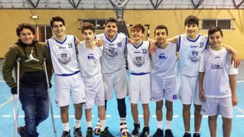 Under 15: Ciavorella – Olympia Basket Comiso