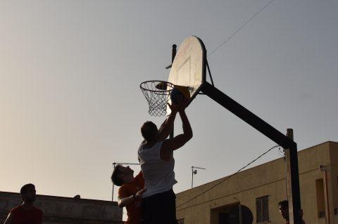 "Foto I torneo ""Basket in Piazza 3vs3"""