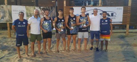 "1° Torneo Beach Basket ""PataPata"""