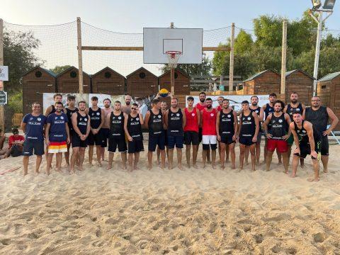 "Foto I torneo ""Beach Basket PataPata"" categoria Open"