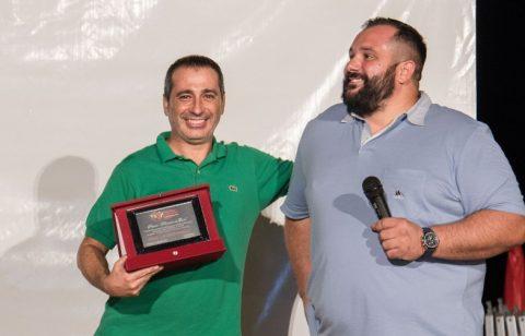 """La Ciavorella riceve il Premio """"Portatori di Gioia"""" 2021"""